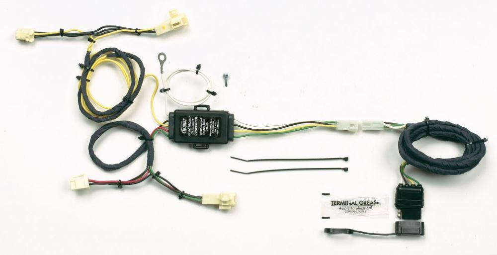 2002 Toyota 4runner Custom Fit Vehicle Wiring