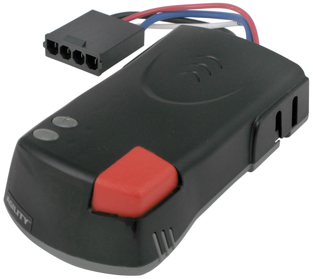 Hopkins Agility Trailer Brake Controller - Plug In - 1 to 4 Axles -  Proportional Hopkins Brake Controller HM47294