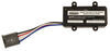 Hopkins InSIGHT Flex-Mount Trailer Brake Controller - 1 to 4 Axles - Proportional Automatic Leveling HM47297
