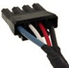 Hopkins Plug-In Simple Brake-Control Wiring Adapter - Chevy, Buick, GMC and Saturn Wiring Adapter HM47875