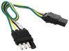hopkins wiring single-function adapter 4 flat hm48145