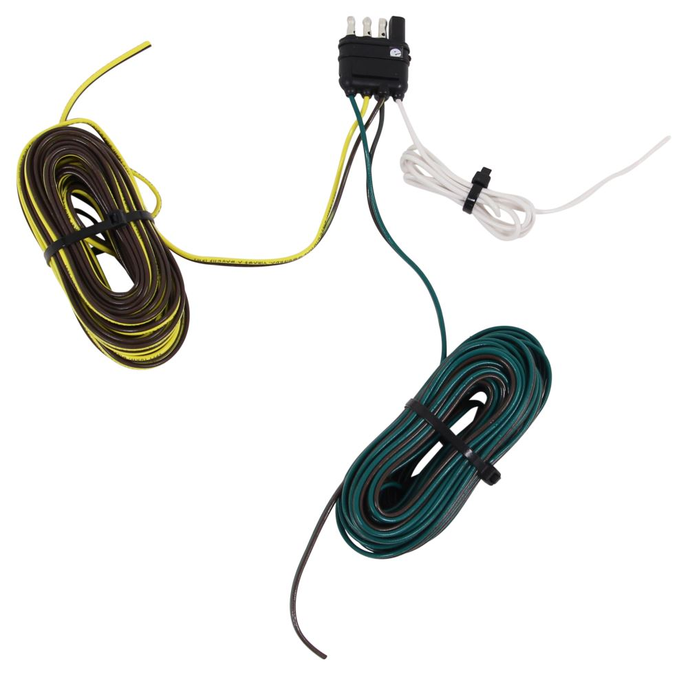 Hopkins Endurance 4-way Flat Trailer Wiring Harness
