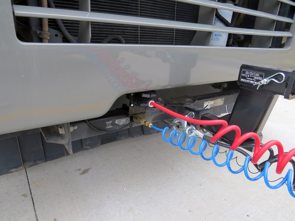 Hopkins Endurance 7-way Trailer Connector Socket - Vehicle End