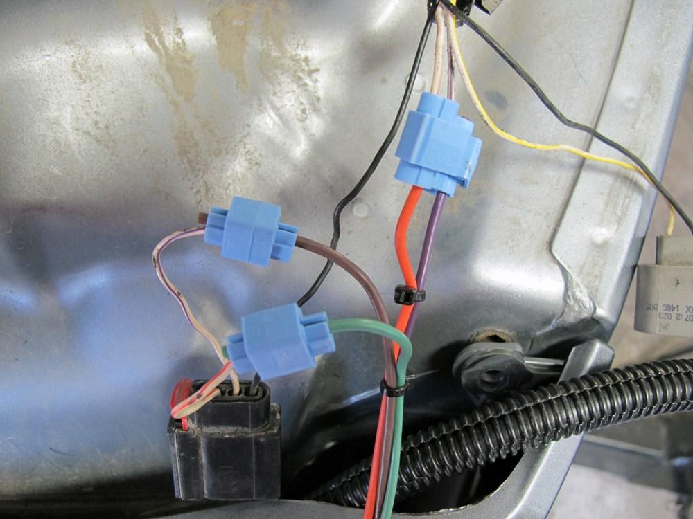 Pt Cruiser Tail Light Wiring Harness : Chrysler sebring hopkins universal tail light wiring