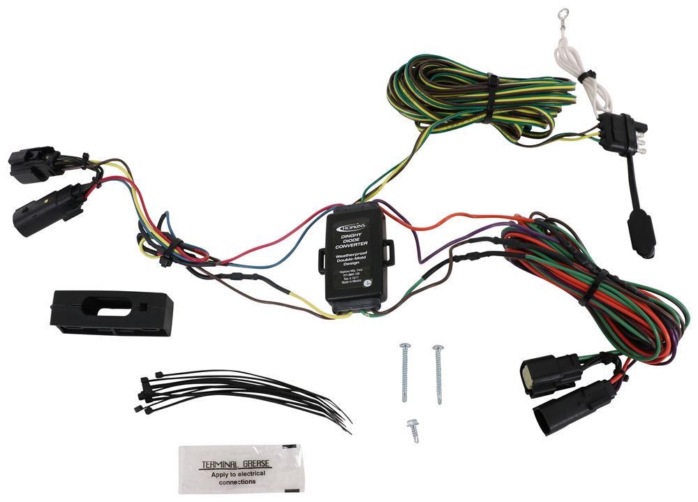 Hopkins Plugs into Vehicle Wiring - HM56001