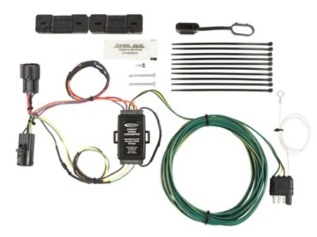 HM56004 - Tail Light Mount Hopkins Plugs into Vehicle Wiring
