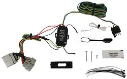 wiring harness tow bar wiring etrailer comhopkins custom tail light wiring kit for towed vehicles hopkins tow bar wiring