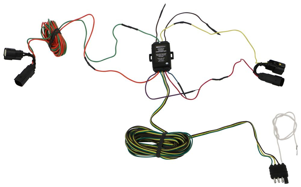 2011 Ford Edge Tow Bar Wiring