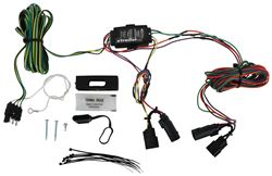 Ford edge vehicle tow bar wiring etrailer