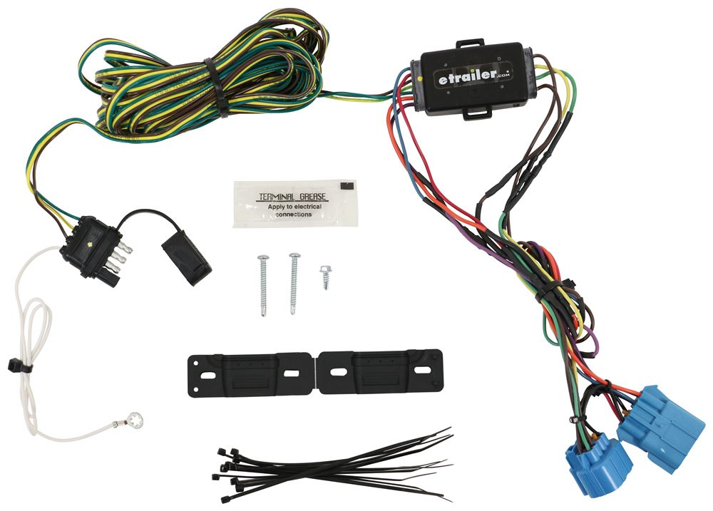 Hopkins Tow Bar Wiring - HM56101