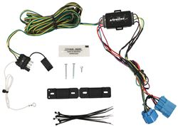 plugs into vehicle wiring tow bar wiring etrailer com