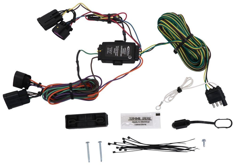 Hopkins Custom Tow Bar Wiring - HM56103
