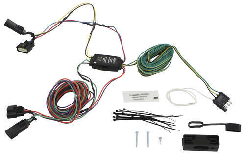 2017 gmc yukon hopkins custom tail light wiring kit for towed vehicles. Black Bedroom Furniture Sets. Home Design Ideas
