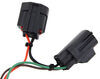 HM56200 - Tail Light Mount Hopkins Plugs into Vehicle Wiring