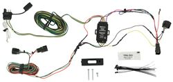 hopkins custom tail light wiring kit for towed vehicles hopkins tow rh etrailer com