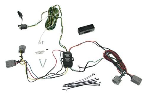 hopkins custom tail light wiring kit for towed vehicles hopkins tow rh etrailer com