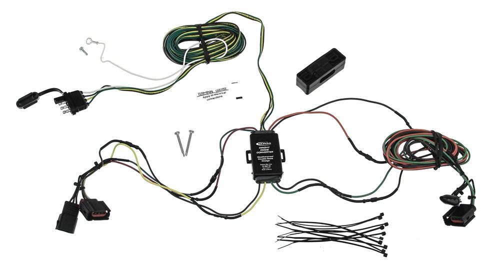 2011 Jeep Grand Cherokee Hopkins Custom Tail Light Wiring