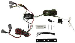 light wiring kit for towed vehicles hopkins tow bar wiring hm56207 rh 45 32 214 188
