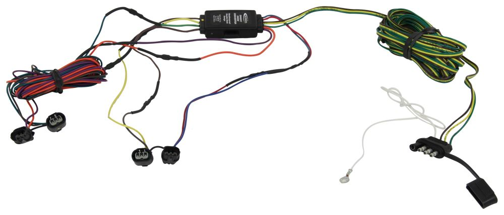 HM56304 - Tail Light Mount Hopkins Plugs into Vehicle Wiring