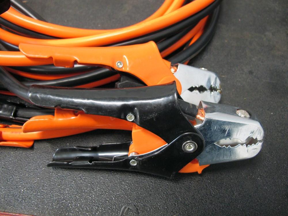 Super Jumper Cables : Hopkins super duty jumper cables gauge  long