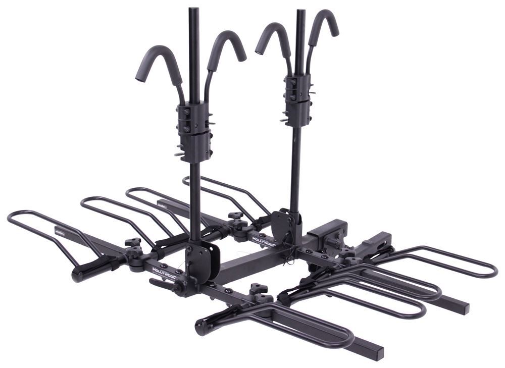 hollywood racks sport rider se 4-bike platform rack
