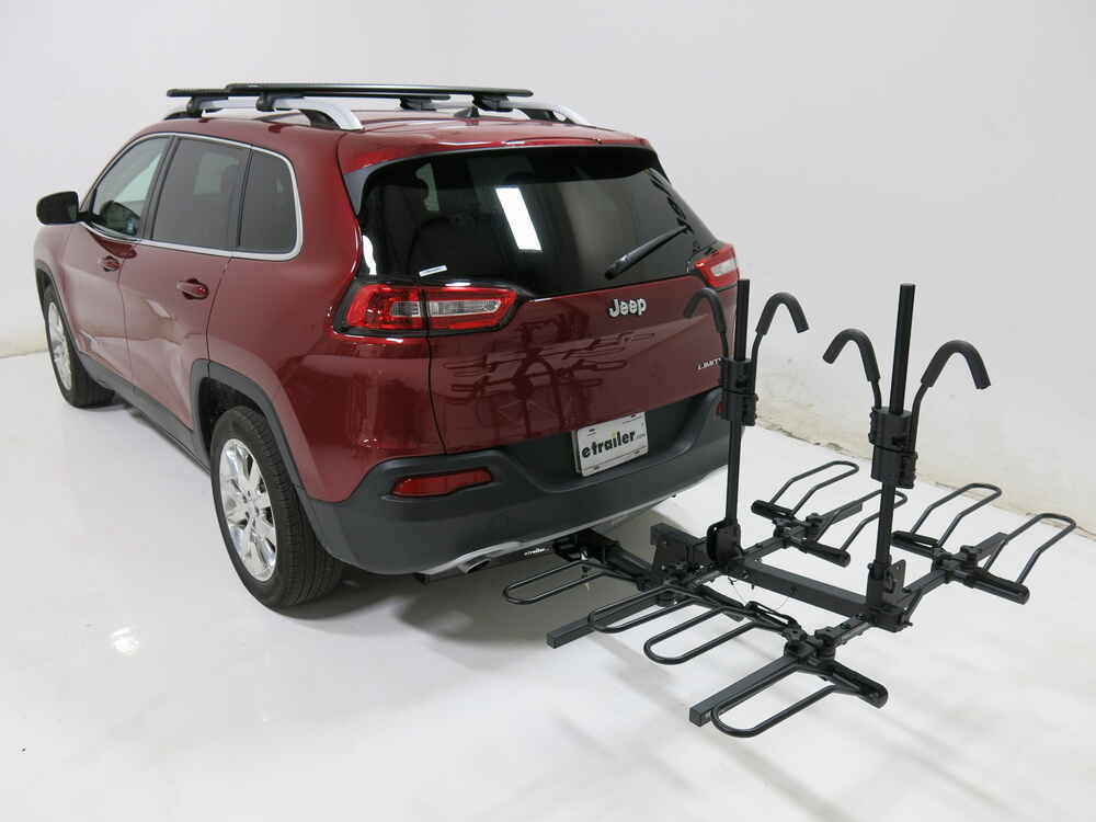 jeep cherokee hollywood racks sport rider se 4 bike. Black Bedroom Furniture Sets. Home Design Ideas