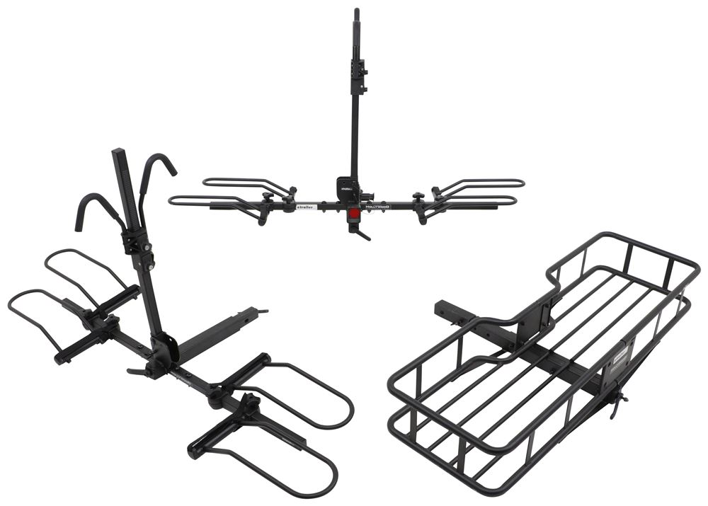Hollywood Racks Sport Rider Se 4 Bike Rack W Cargo Carrier