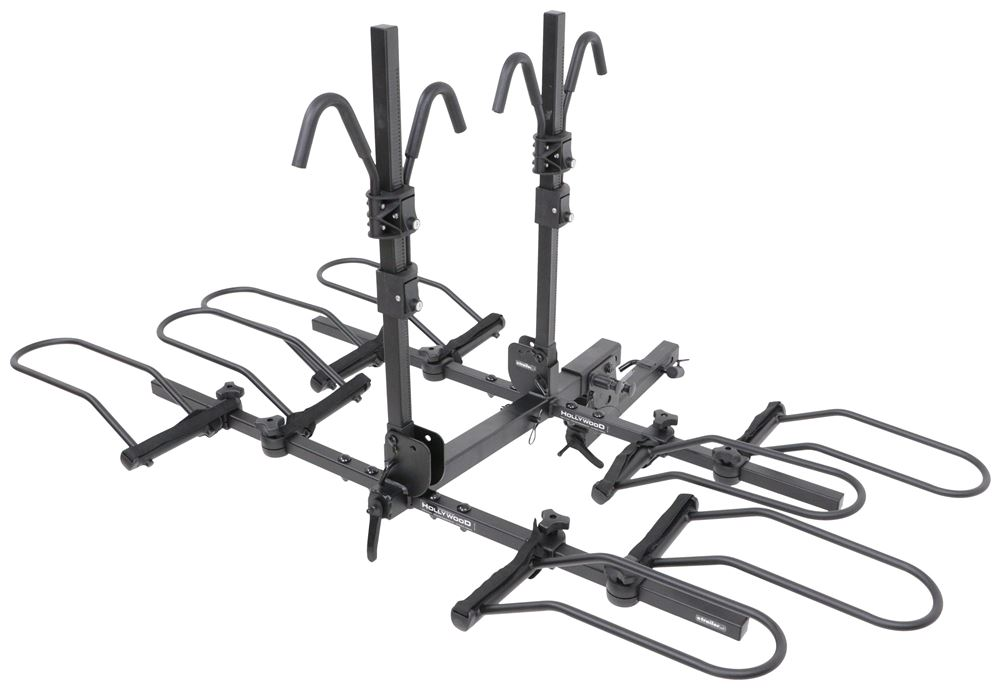 Hollywood Racks Sport Rider Se 4 Bike Platform Rack For Fat Bikes