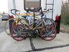 """Hollywood Racks Sport Rider SE 4 Bike Platform Rack - 2"""" Hitches - Frame Mount Fits 2 Inch Hitch HR1400Z"""