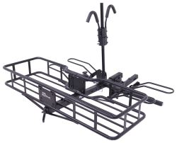 "Hollywood Racks Sport Rider SE2 Platform 2 Bike Rack w/Cargo Carrier - 2"" Hitches - Frame Mount"