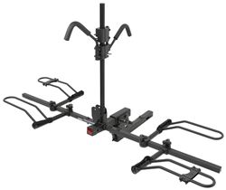 "Hollywood Racks Sport Rider SE2 2-Bike Carrier for Recumbents - 2"" Hitch - Frame Mount"