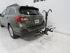 HR200Z - Fold-Up Rack Hollywood Racks Platform Rack on 2019 Subaru Outback Wagon