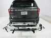 HR3500 - Bike and Hitch Lock Hollywood Racks Platform Rack on 2017 Ford Explorer