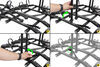 HR4000 - 4 Bikes Hollywood Racks Platform Rack