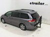 Hollywood Racks Hitch Bike Racks - HR9200 on 2014 Toyota Sienna