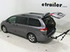 HR9200 - Tilt-Away Rack,Fold-Up Rack Hollywood Racks Hitch Bike Racks on 2014 Toyota Sienna