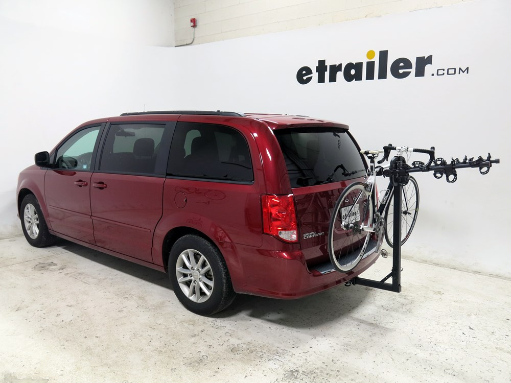 2015 dodge grand caravan hollywood racks traveler 5 bike. Black Bedroom Furniture Sets. Home Design Ideas
