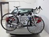 Hollywood Racks Express 3 Bike Carrier - Fixed Arms - Trunk Mount 6 Straps HRE3 on 2014 Toyota Camry