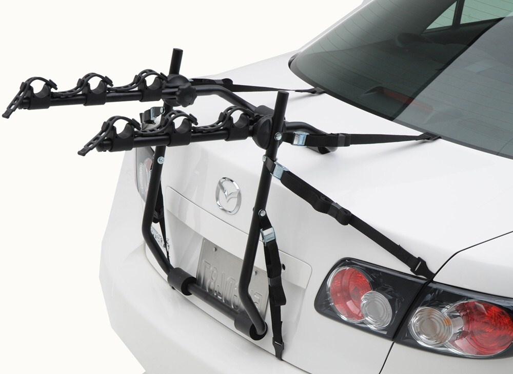 Hollywood Racks Express 3 Bike Carrier - Fixed Arms - Trunk