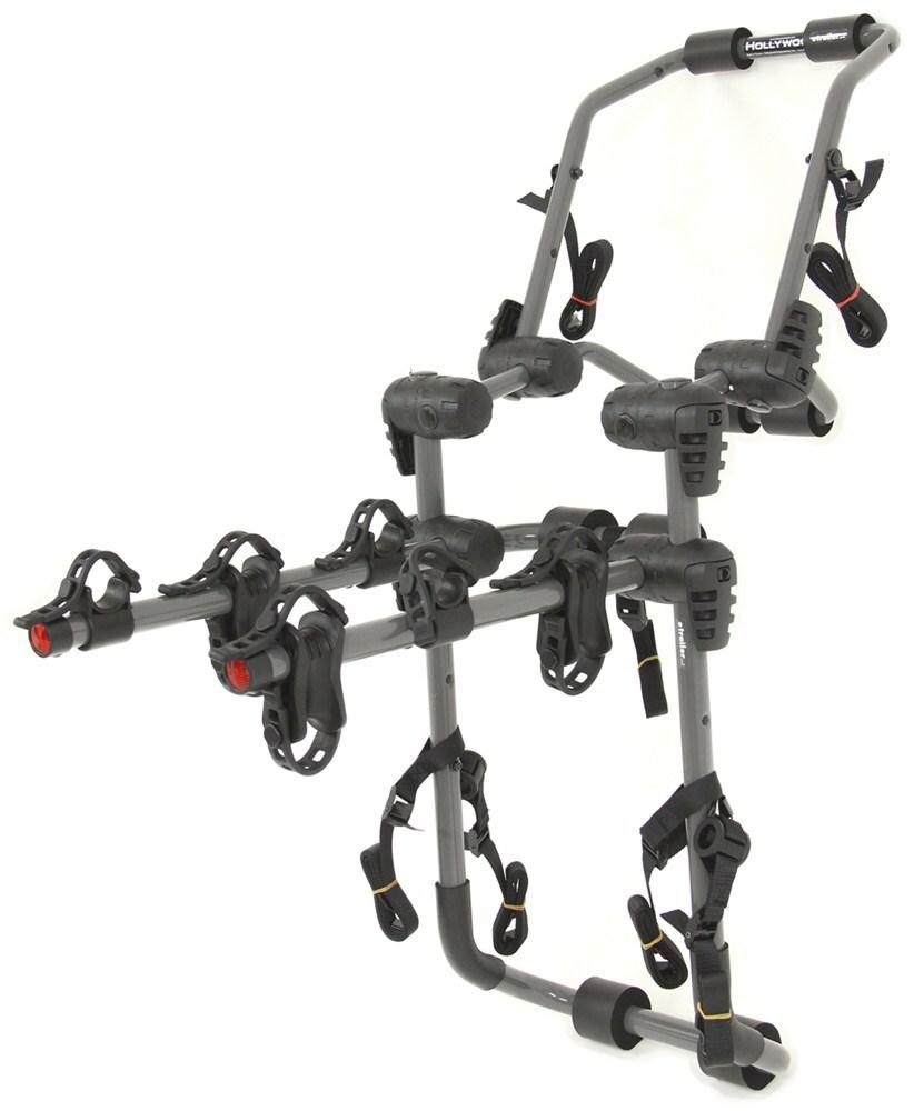 HRF2-3 - Non-Retractable Hollywood Racks Trunk Bike Racks