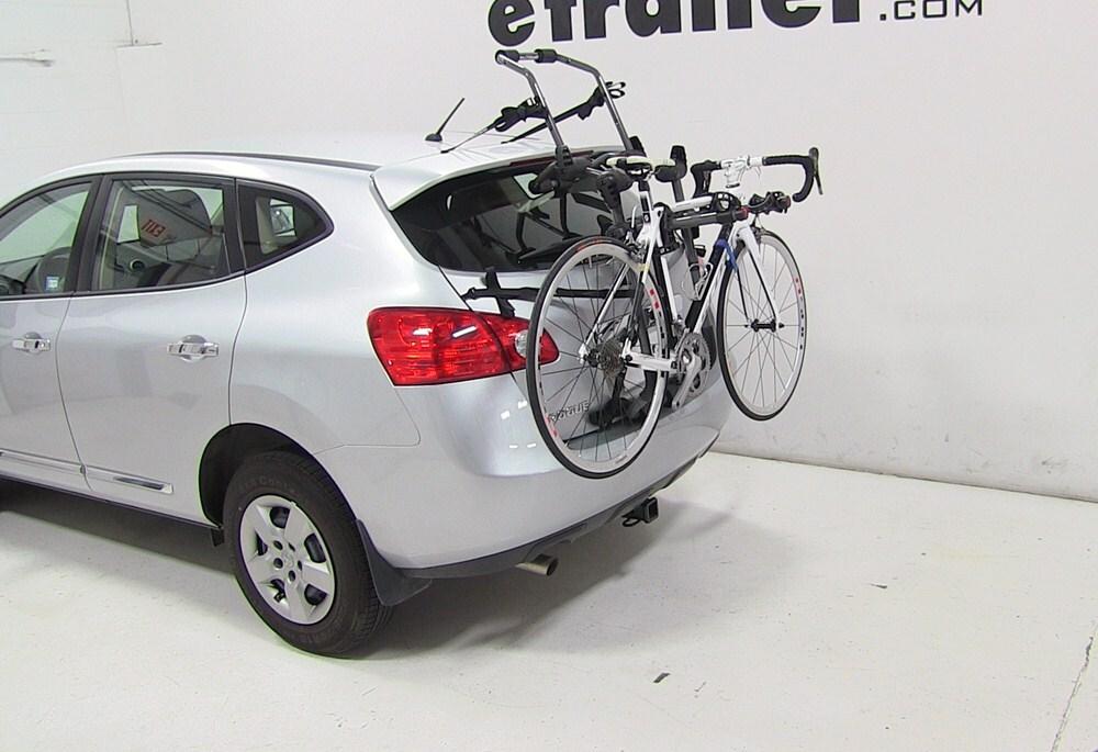 2011 Nissan Rogue Hollywood Racks Over The Top 2 Bike