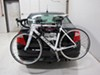 Hollywood Racks Expedition 2 Bike Carrier - Adjustable Arms - Trunk Mount 6 Straps HRF6-2 on 2012 Ford Fusion