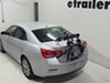 Trunk Bike Racks HRF6-2 - 2 Bikes - Hollywood Racks on 2013 Chevrolet Malibu
