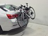 Hollywood Racks Hanging Rack Trunk Bike Racks - HRF6-2 on 2013 Chevrolet Malibu