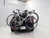Hollywood Racks Expedition 2 Bike Carrier - Adjustable Arms - Trunk Mount 6 Straps HRF6-2