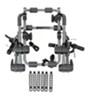 Hollywood Racks Fits Most Factory Spoilers Trunk Bike Racks - HRF6-2