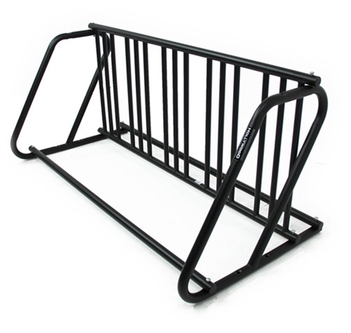 pare hollywood racks vs saris mighty mite etrailer Wardrobe Valet Stand hollywood racks bicycle parking stand single sided or double sided 5 or 10 bikes