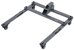 Hollywood Racks Rack Valet Rolling Storage Cart for Hitch-Mounted Bike Racks - 100 lbs