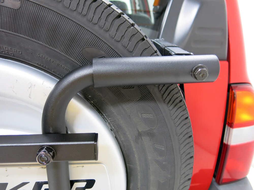 2005 Toyota Rav4 Hollywood Racks Sr1 2 Bike Carrier
