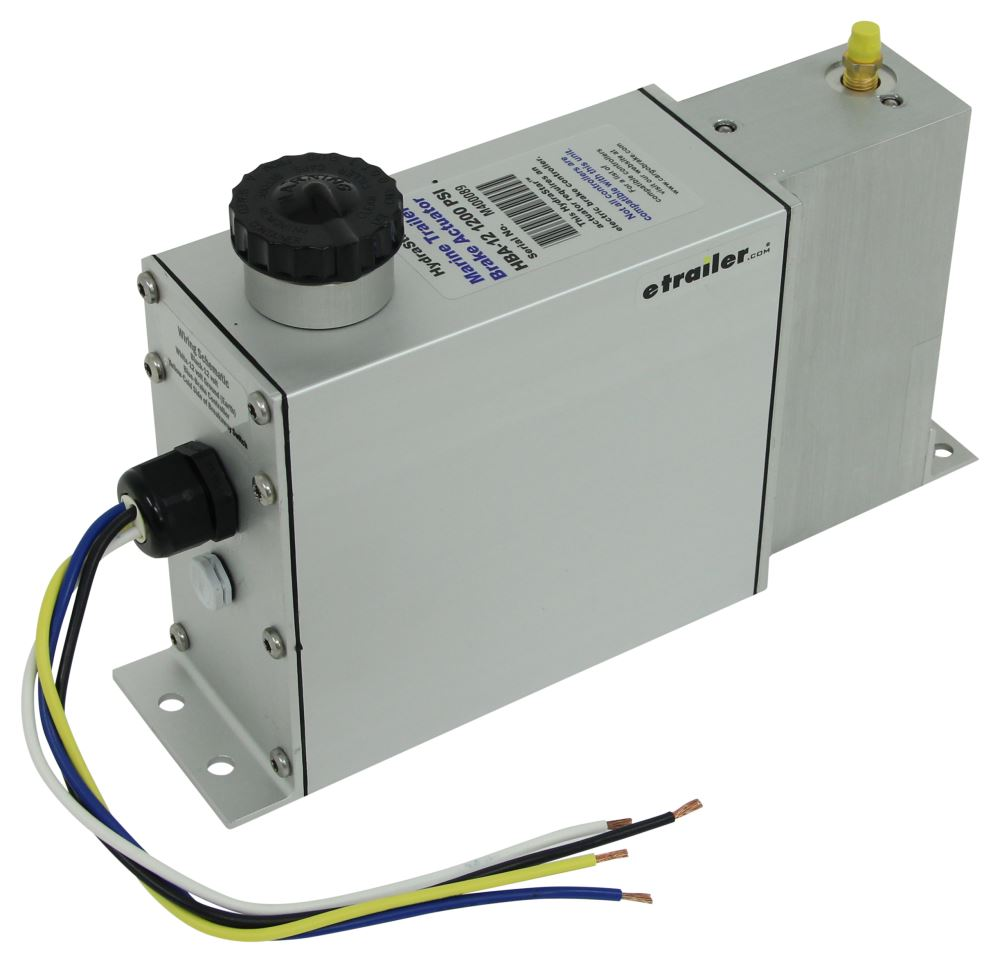 Hydrastar Vented Marine Electric Over Hydraulic Actuator